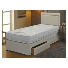 Chicago 2000 2ft 6in Small Single Divan Set