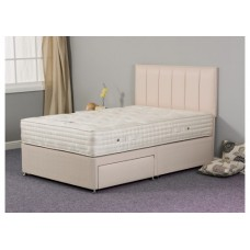 Chicago 2000 4ft Small Double Divan Set
