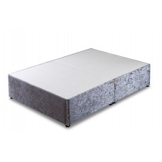 No Drawer 4ft 120cm Small Double Divan Base