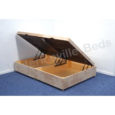 Side Lift 4ft 120cm Small Double Ottoman Base