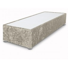 No Drawer 2ft 6in 75cm Small Single Divan Base