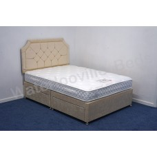 Excellence 1000 5ft King Divan Set