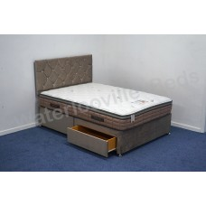 Imperial Gel 2500 4ft Small Double Divan Set