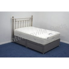 Silentnight Gel 2000 4ft Small Double Divan Set