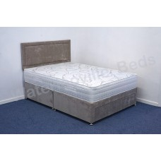 Milan 4ft Small Double Divan Set