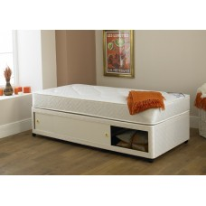 Dublin 2ft 6in Small Single Divan Set
