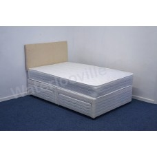 Venice 4ft Small Double Divan Set