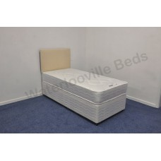 Verona 2ft 6in Small Single Divan Set