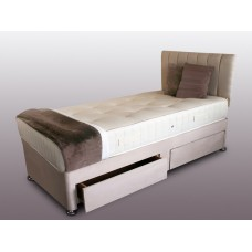 Vienna 2ft 6in Small Single Divan Set