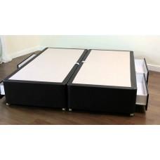 4 Large Drawer 6ft 180cm Super King Divan Base