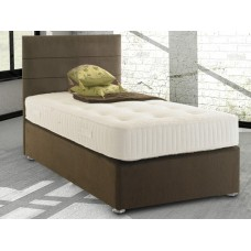 Milan 2ft 6in Small Single Divan Set