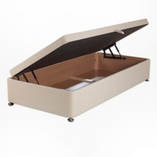 Side Lift 2ft 6in Small Single Ottoman Bed