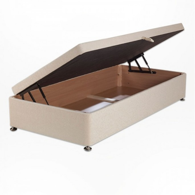 Side Lift 3ft Single Ottoman Bed