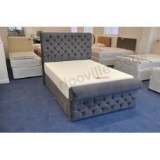 Saturn 6ft Super King Upholstered Bed