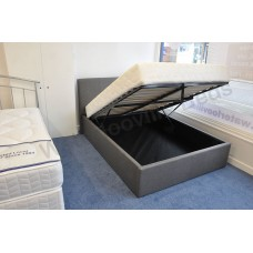 Venus 4ft Small Double Ottoman Bed